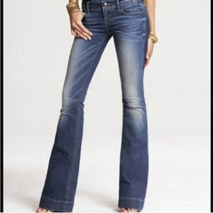 Express Stella Flare Jeans